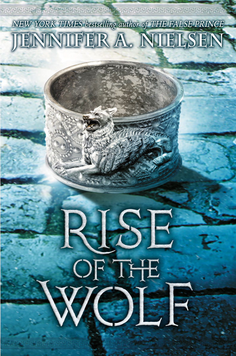Image result for rise of the wolf jennifer nielsen