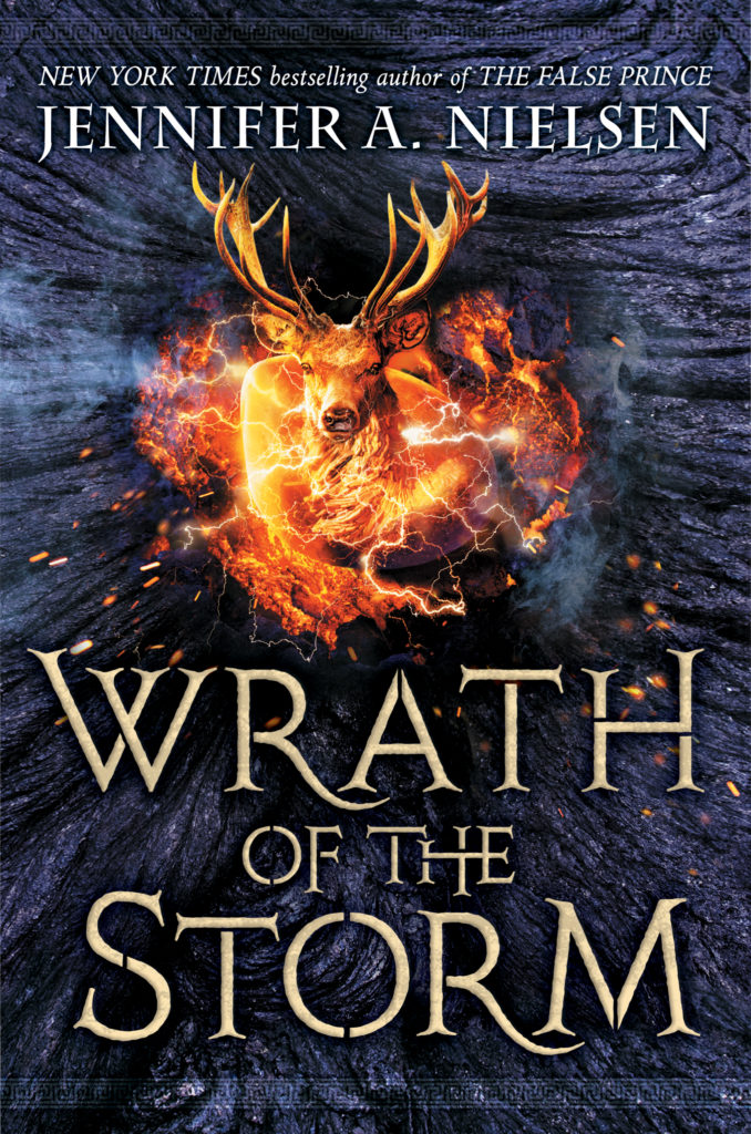 Image result for wrath of the storm cover